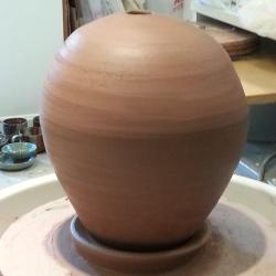 dag | pottery process