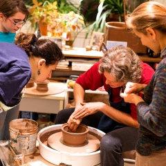 private pottery lessons available in Ashland, MA