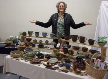 pottery on sale by Debra Griffin, CropKitchen