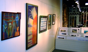 The Frame Shop and Gallery show of my work